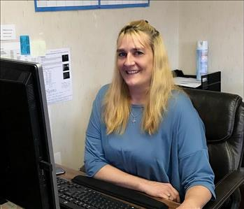 Alison Shepard-Office Manager