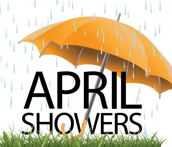 Water Damage April Showers Bring May Flowers? | SERVPRO® of Buffalo/Tonawanda Can Help!